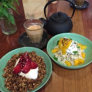 Intolerant friendly breakfast