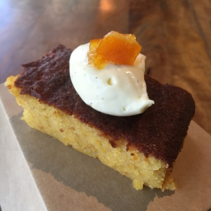 Gluten Free Orange and Almond Cake
