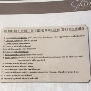 Allergen info 1