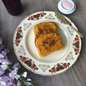 Roast Pumpkin and Cumin Spread