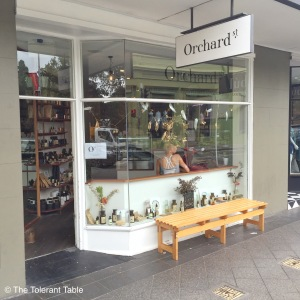 Orchard St front