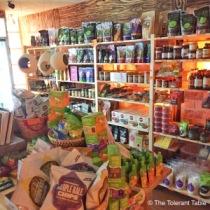 Saltuary store