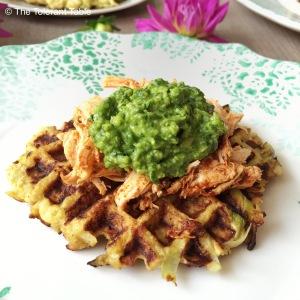 Parsnip waffles 2