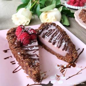 Chocolate Valentine's Tarts 3
